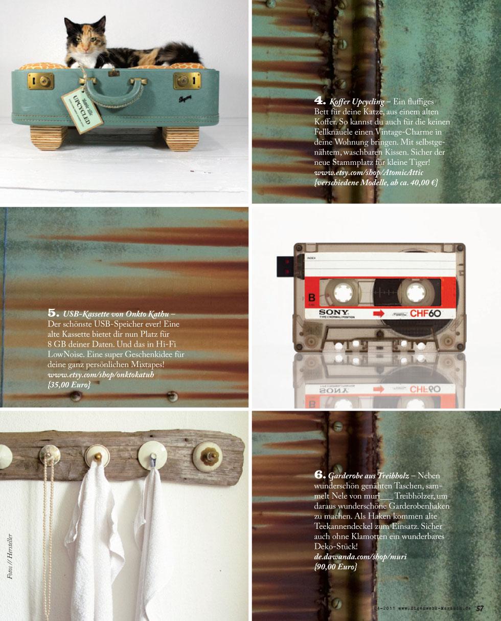 onkto in eigenwerk / magazin 2011